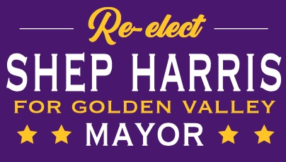 Shep Harris for Golden Valley Mayor
